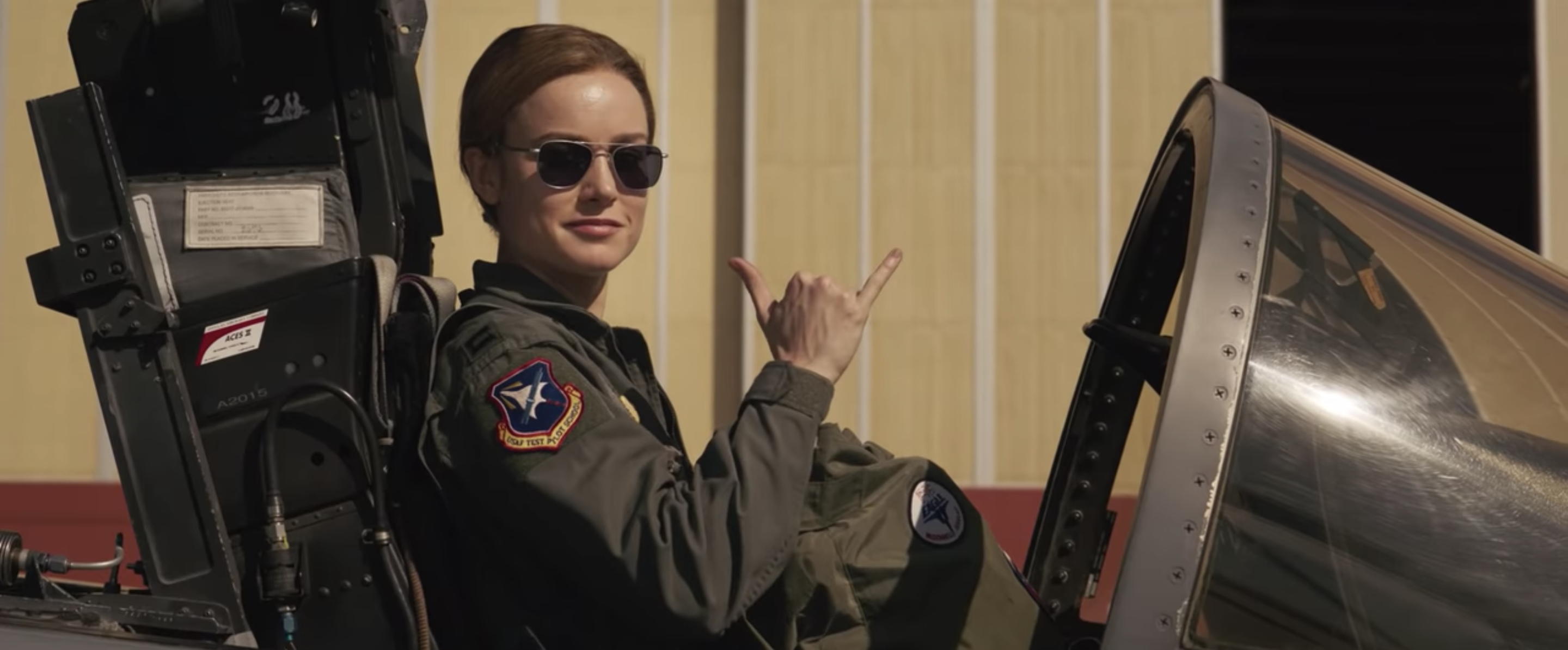 trailer di Captain Marvel | Collater.al