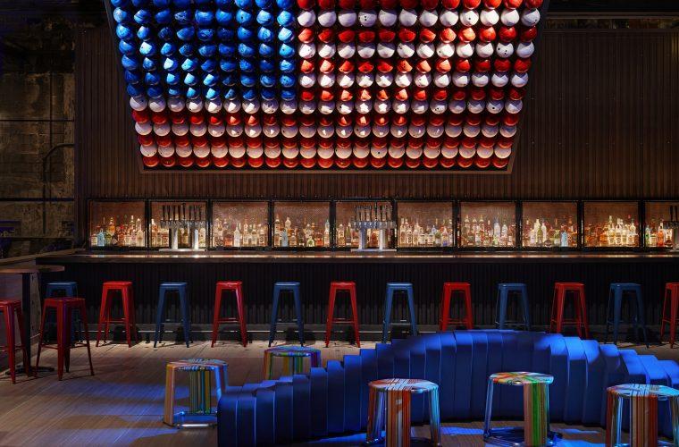 Asbury Lanes, the perfect American venue