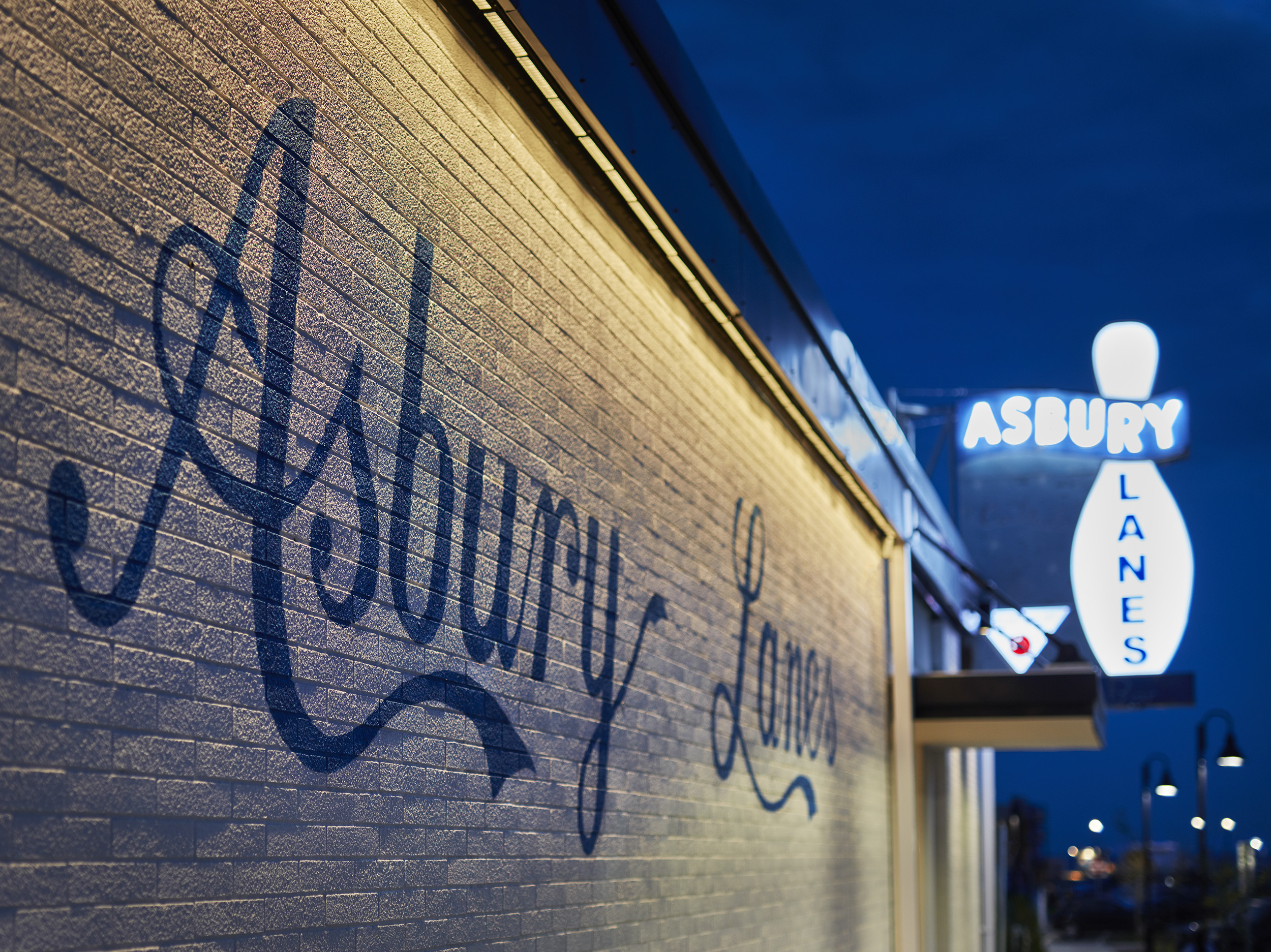 Asbury Lanes | Collater.al