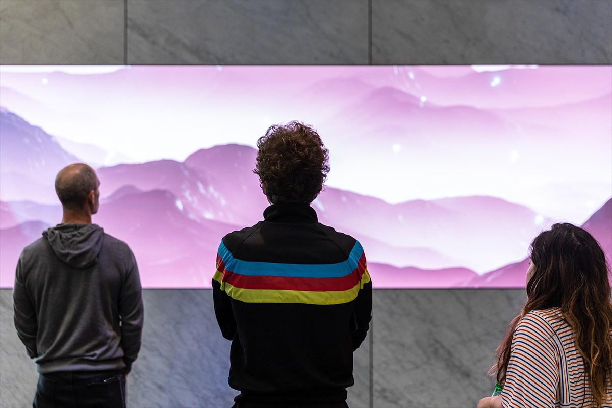 Asteria, installazioni immersive alla Dolby Galley | Collater.al