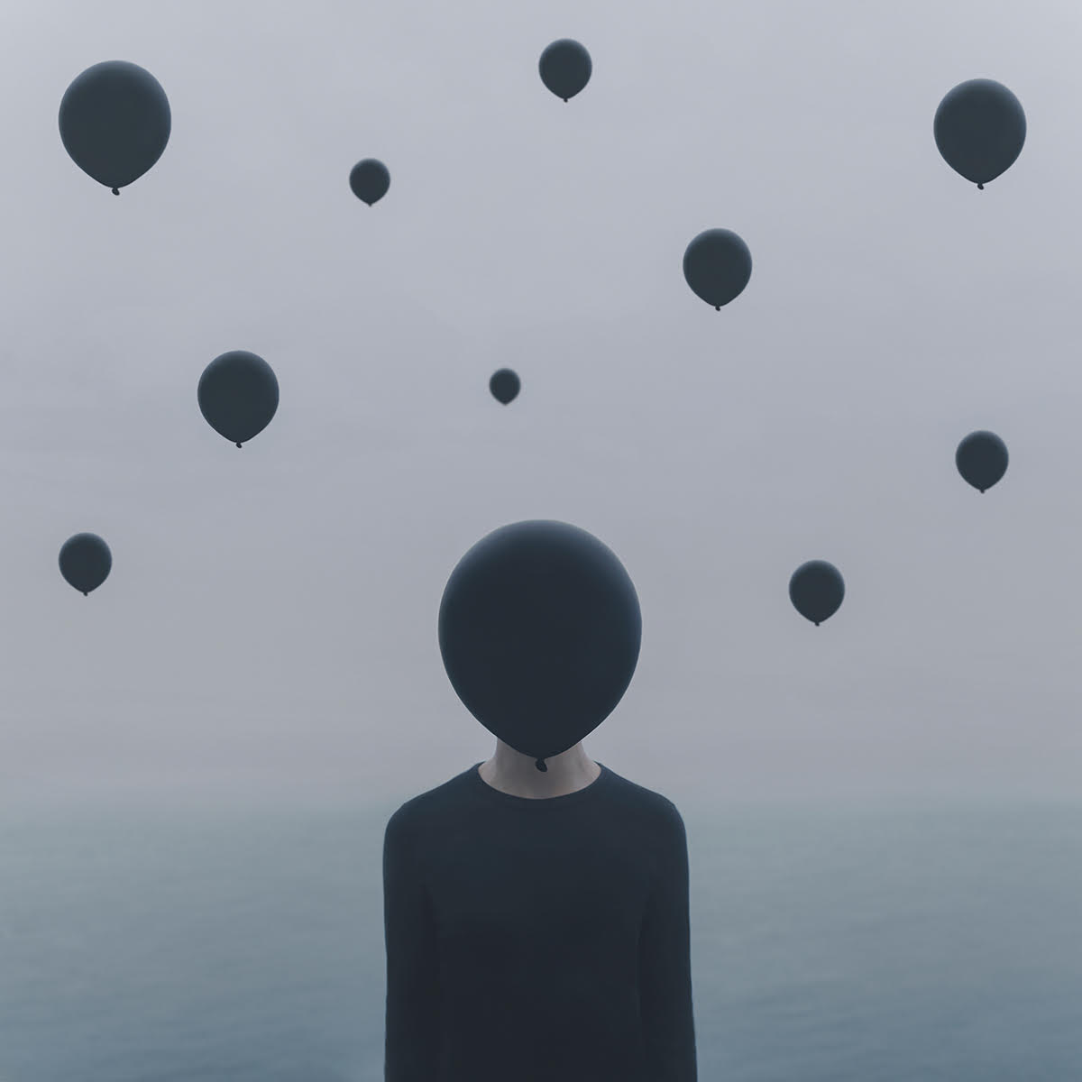 Gabriel Isak's surreal and melancholy photographs