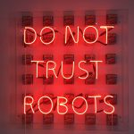 Dillo con un neon, le installazioni di Eve De Haan   Collater.al 10