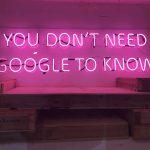 Dillo con un neon, le installazioni di Eve De Haan   Collater.al 5
