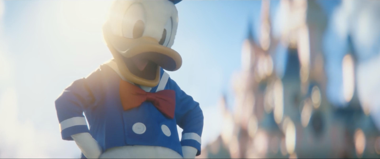 Disneyland Paris The little duck   Collater.al