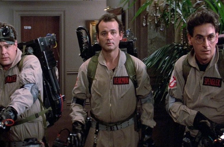 Here the brand new teaser trailer of Ghostbusters 3