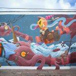 Gli animali surreali di Dulk, la strada diventa una giungla | Collater.al 13