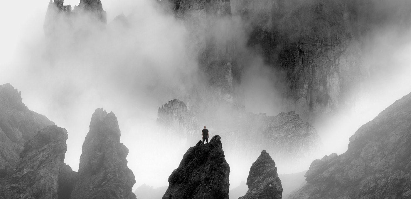 I viandanti solitari di Gustav Willeit