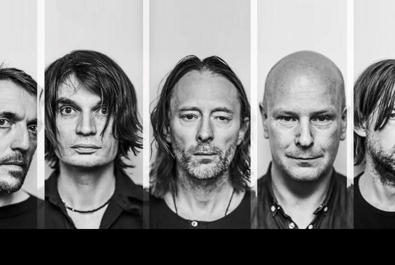 È disponibile in streaming il brano III Wind dei Radiohead