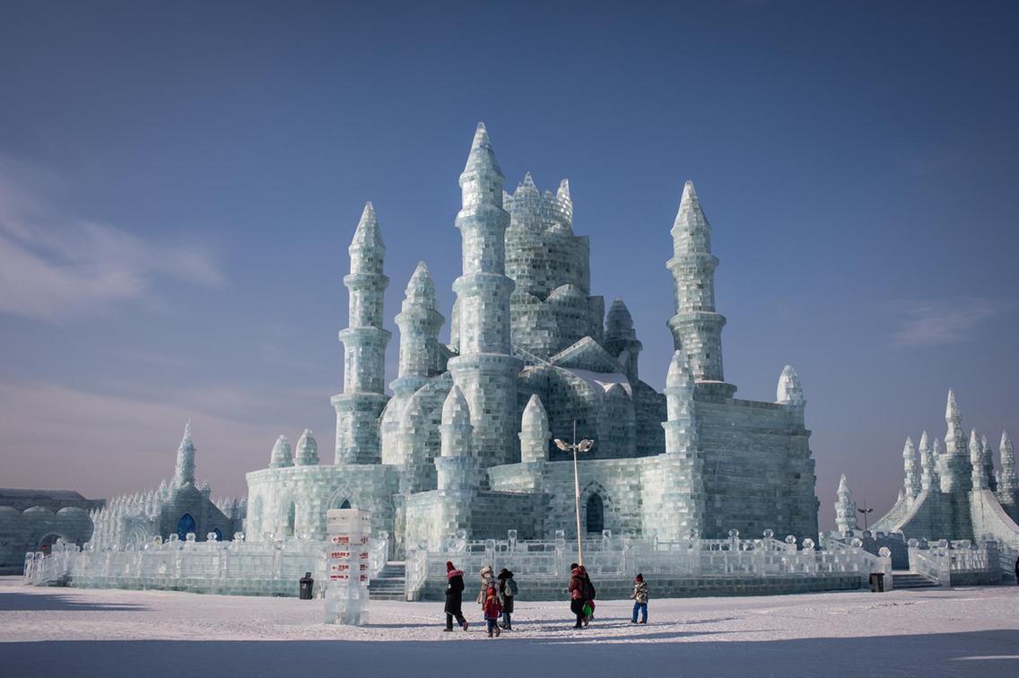 Ice Festival di Harbin | Collater.al