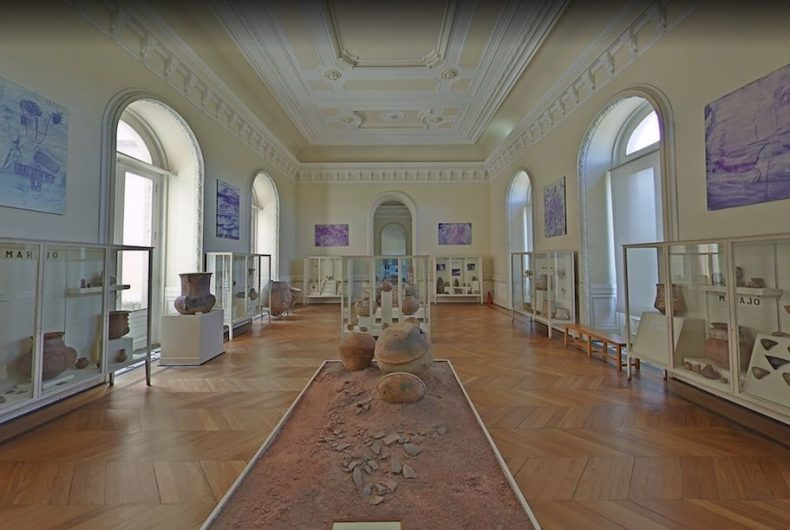 Short video for Breakfast – Inside Brazil's Museu Nacional, Google ricrea il museo distrutto dall'incendio