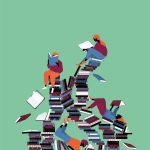 La quotidianità nelle illustrazioni di Alice Mollon | Collater.al 1