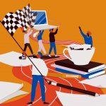 La quotidianità nelle illustrazioni di Alice Mollon | Collater.al 8