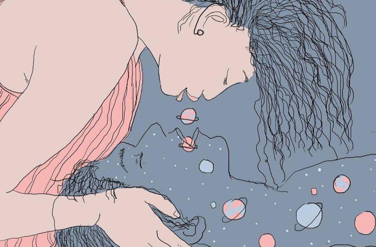 Lamiaa Ameen trasforma le emozioni in disegni