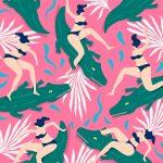 L'armonia delle forme nelle illustrazioni di Quentin Monge | Collater.al 1