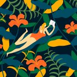 L'armonia delle forme nelle illustrazioni di Quentin Monge | Collater.al 4