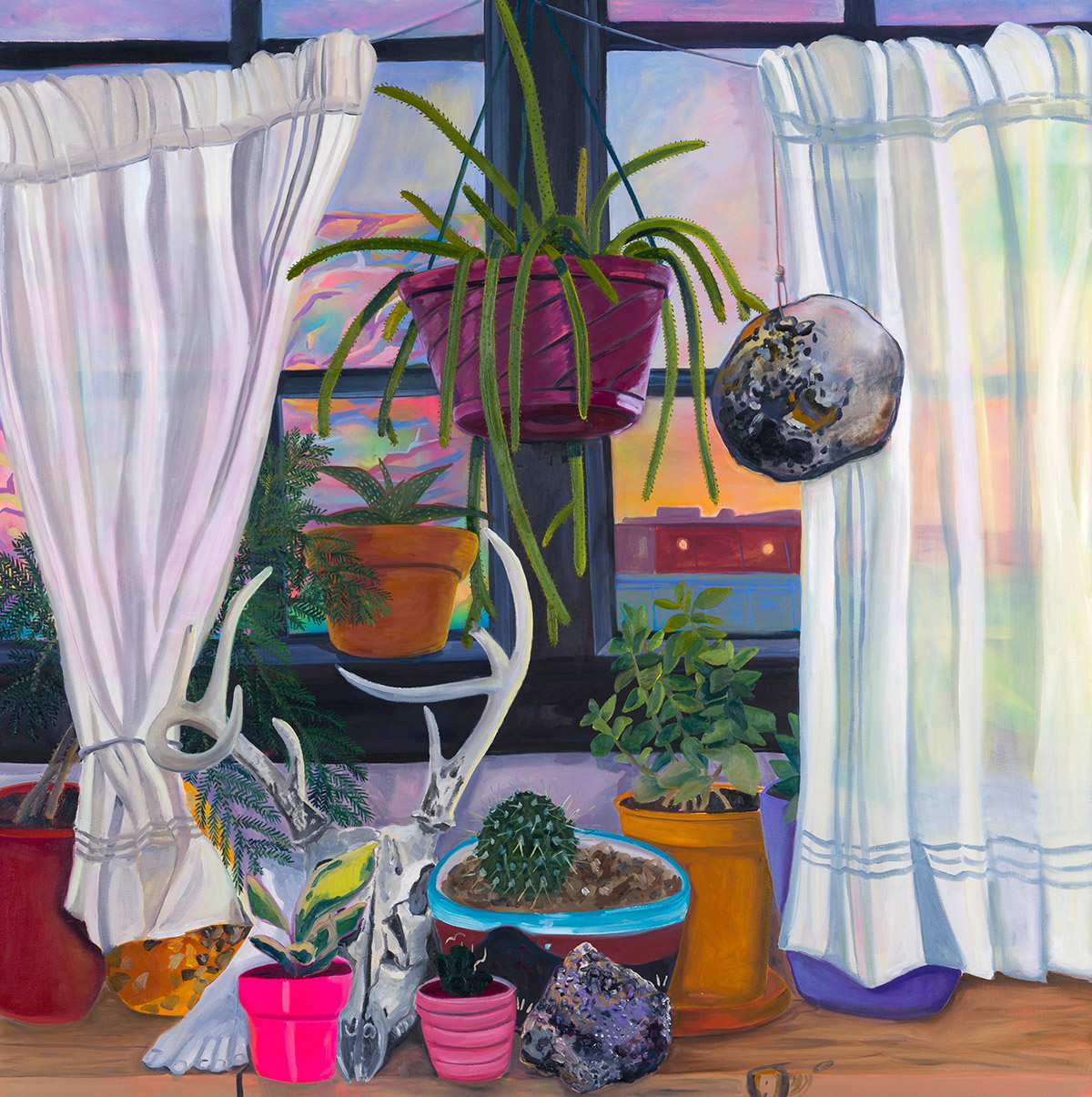 Le colorate nature morte di Anna Valdez | Collater.al