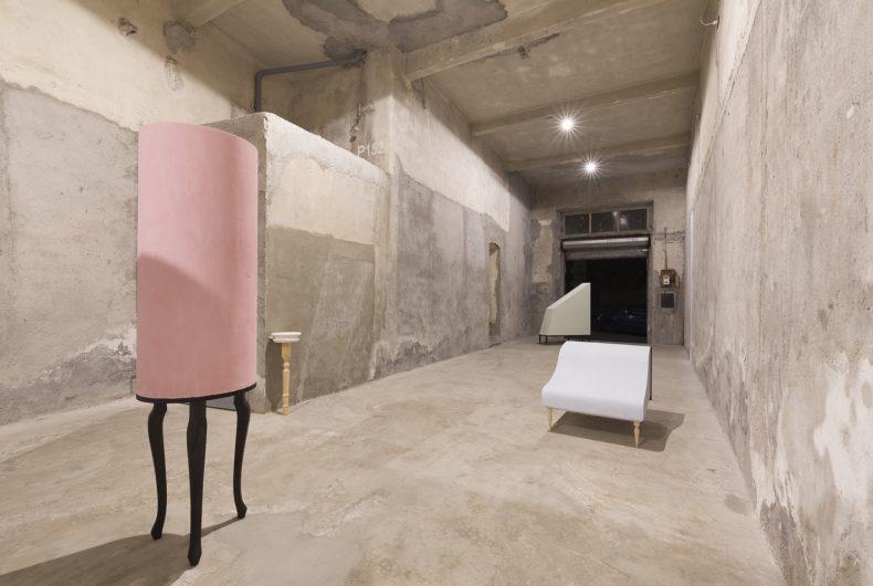 Le ragioni della leggerezza, Carmelo Nicotra's exhibition