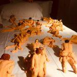 Le sculture in plastilina NSFW di Tatiana Brodatch | Collater.al 9