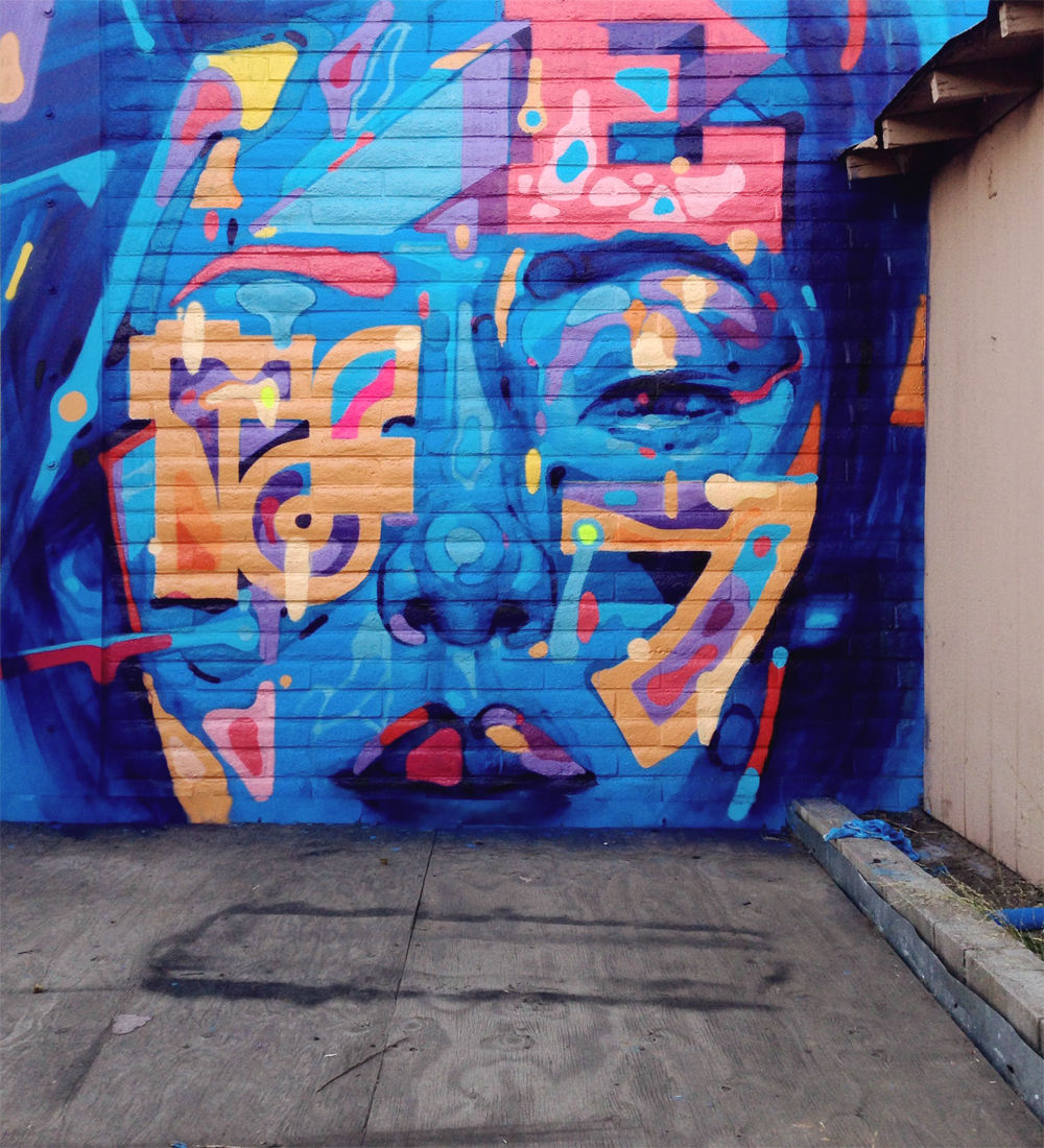 L'iperrealismo nella street art di Samuel Rodriguez | Collater.al