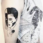 Lo stile pop dei tatuaggi di Matteo Nangeroni | Collater.al 11