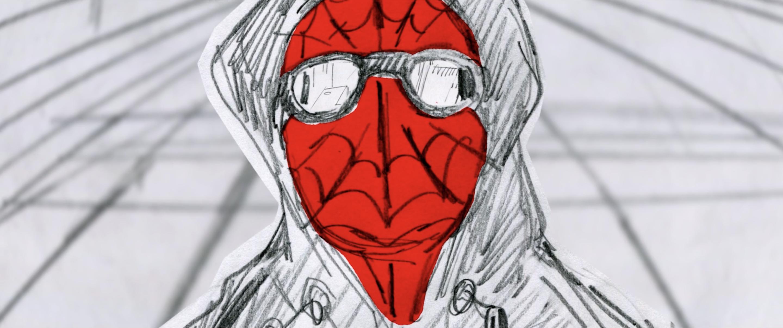 Lo storyboard di Spiderman firmato Alberto Mielgo | Collater.al