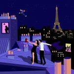 Lo storytelling nelle illustrazioni di Tanguy Jestin | Collater.al 13