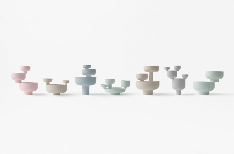 The Japanese simplicity of Nendo Studio's collections