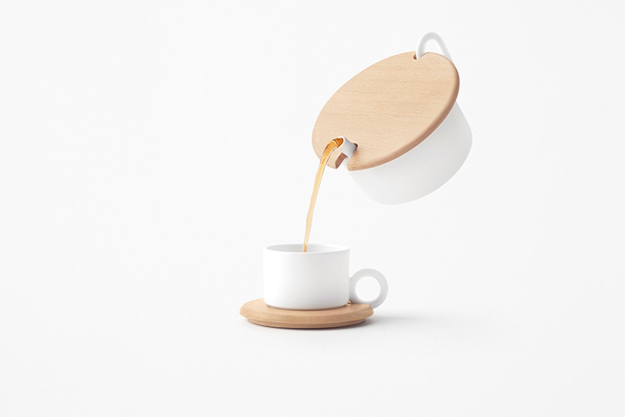 Nendo Zens Fungi Plank | Collater.al