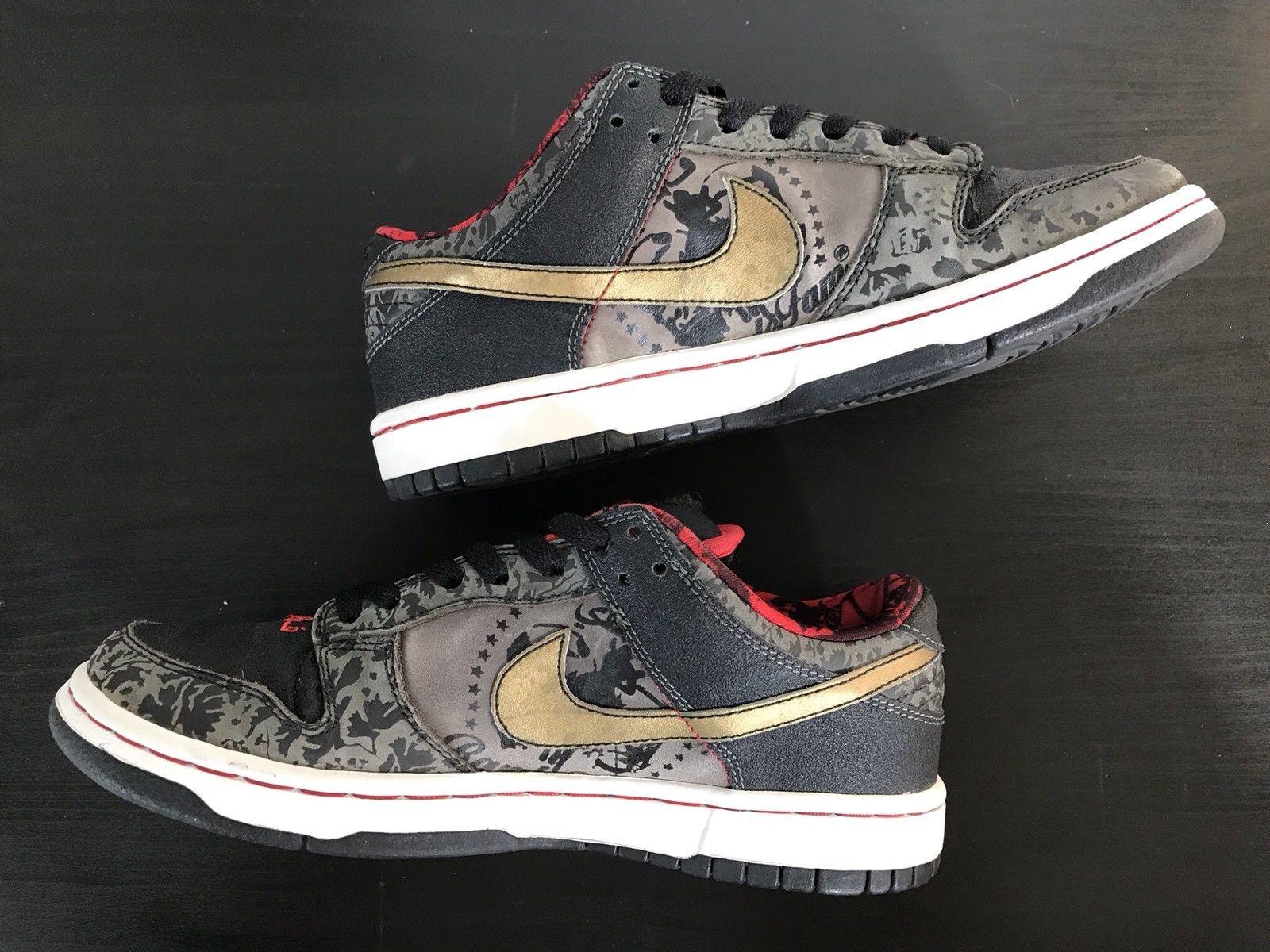 Nike Dunk Low Premium SB x SBTG