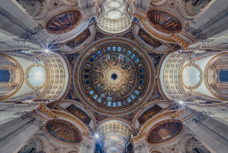 Il fotografo Peter Li e le chiese del mondo come non le avete mai viste