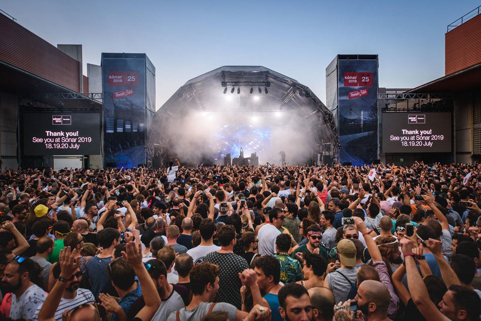 Sónar 2019 - Il miglior festival di elettronica a Barcellona | Collater.al