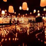 TeamLab firma la reception del Mifuneyama Rakuen hotel | Collater.al 8