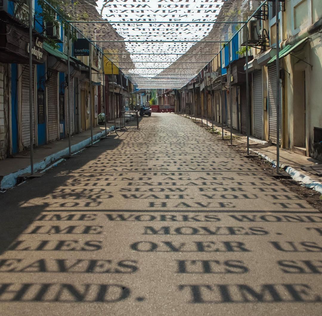 Theory of Time Daku | Collater.al