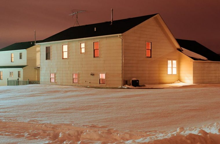 Todd Hido, the importance of House Hunting