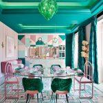 Wonder Galaxy, gli interni futuristici di Patricia Bustos | Collater.al 5