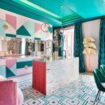 Wonder Galaxy, gli interni futuristici di Patricia Bustos | Collater.al 6