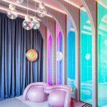 Wonder Galaxy, gli interni futuristici di Patricia Bustos | Collater.al1