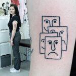 Woozy Machine Tattoos | Collater.al 2