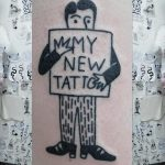 Woozy Machine Tattoos | Collater.al 9b