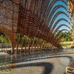 bamboo pavilion zuo | Collater.al 9b