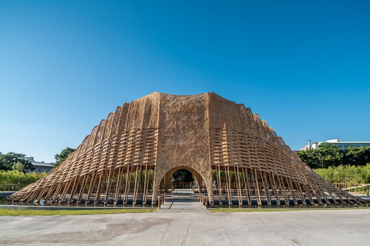 bamboo pavilion zuo | Collater.al