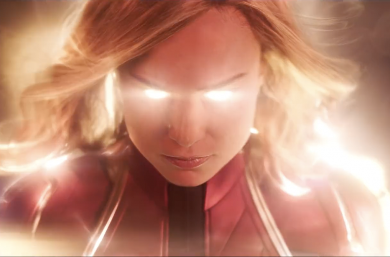 Guarda il secondo trailer di Captain Marvel con Brie Larson!