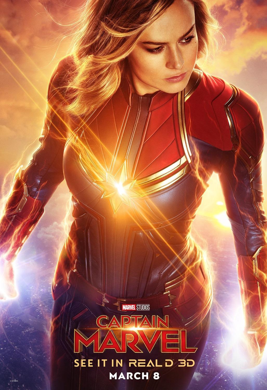 captain marvel | Collater.al