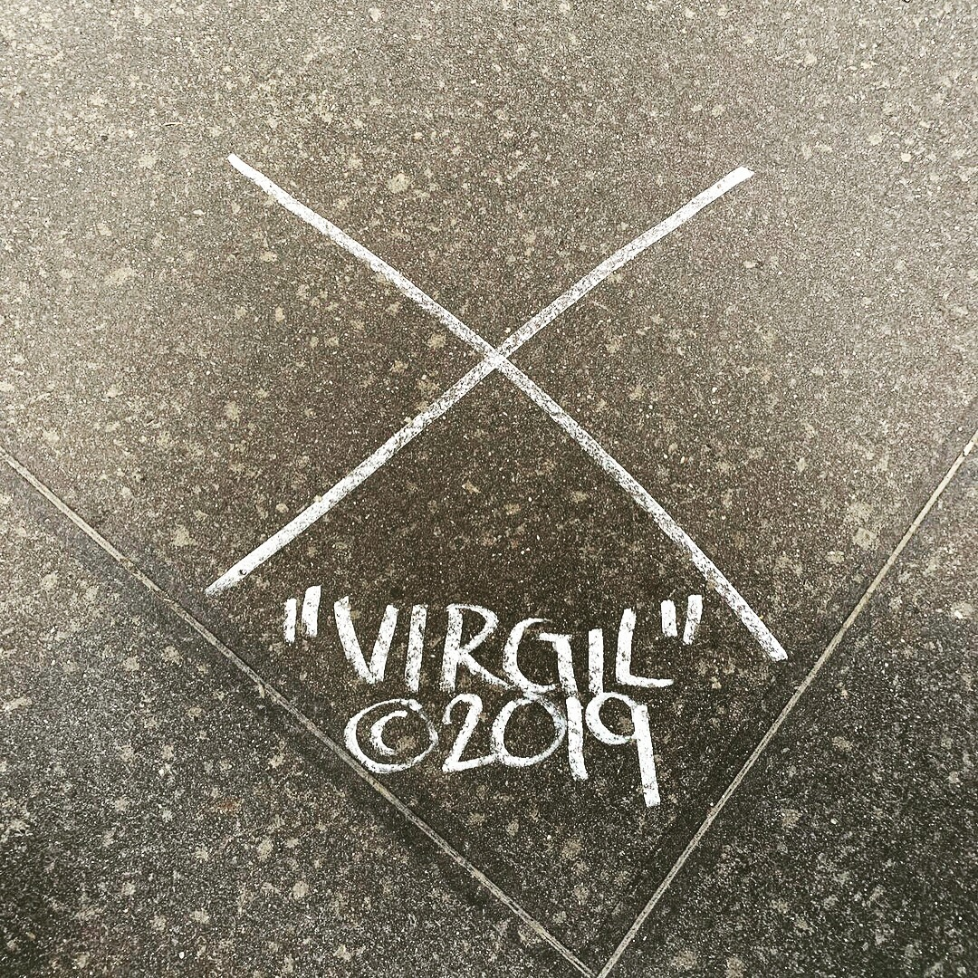 virgil abolh louis vuitton installation | Collater.al