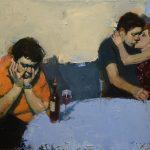 Malcolm T. Liepke, dipinge le emozioni più profonde | Collater.al 12