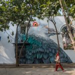 Adele Renault, street art iperrealista a Delhi | Collater.al 2
