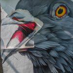 Adele Renault, street art iperrealista a Delhi | Collater.al 3