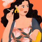Amy Blackwell, ritratti folk di donne comuni | Collater.al 10