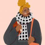 Amy Blackwell, ritratti folk di donne comuni | Collater.al 21