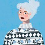 Amy Blackwell, ritratti folk di donne comuni | Collater.al 24